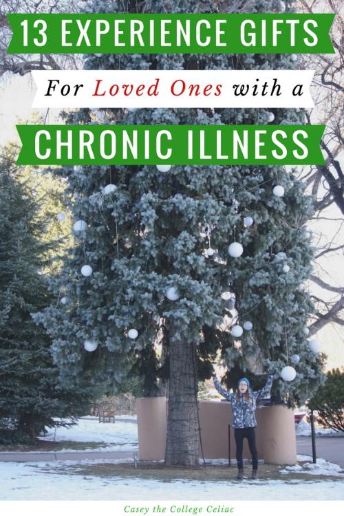 Experience Gifts to Give a Loved One With Chronic Illness ...