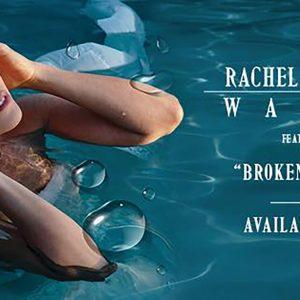 Rachel Platten in a pool of water.