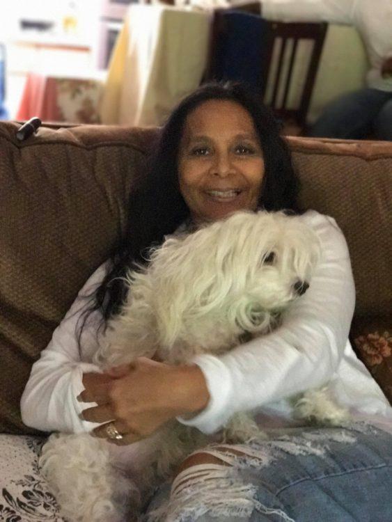 Mamie Johnson ovarian cancer survivor