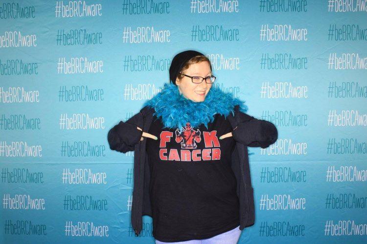 Joanne Elizabeth cancer photo