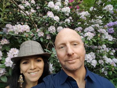 Michael Russer and Jacqueline Lopez