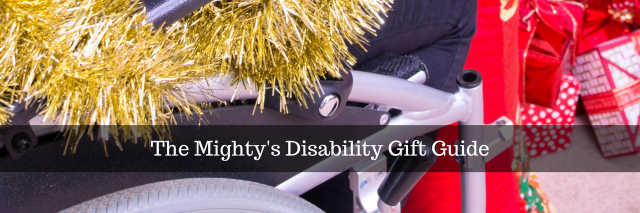 The Mighty's Disability Gift Guide.