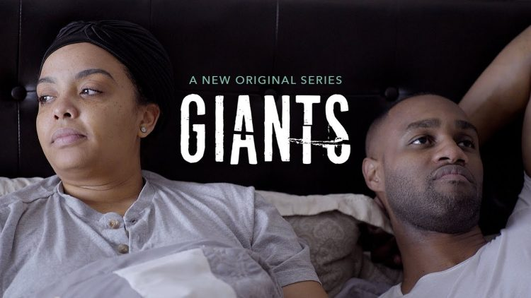 "promo photo for ""Giants"" the TV series"