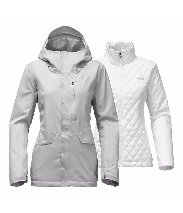the North Face WOMEN'S THERMOBALL™ SNOW TRICLIMATE® JACKET