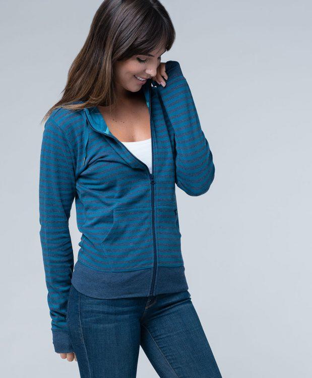 pact lightweight hoodie