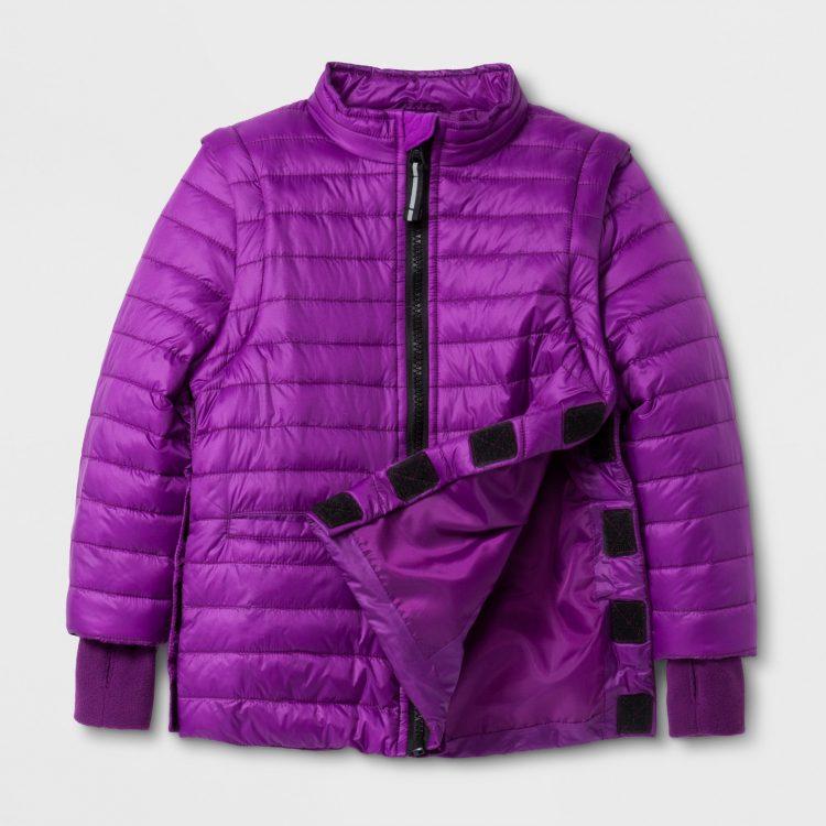 target children's adaptive jacket