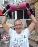 Heather McCollum boxing gloves