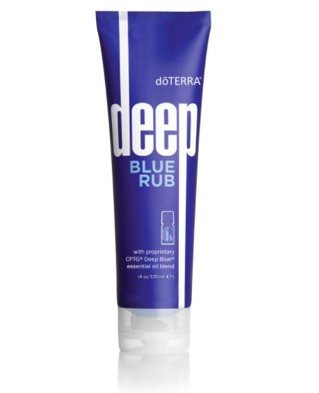 doTERRA's deep blue rub