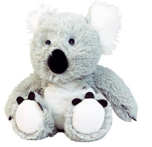 plush koala heating pad