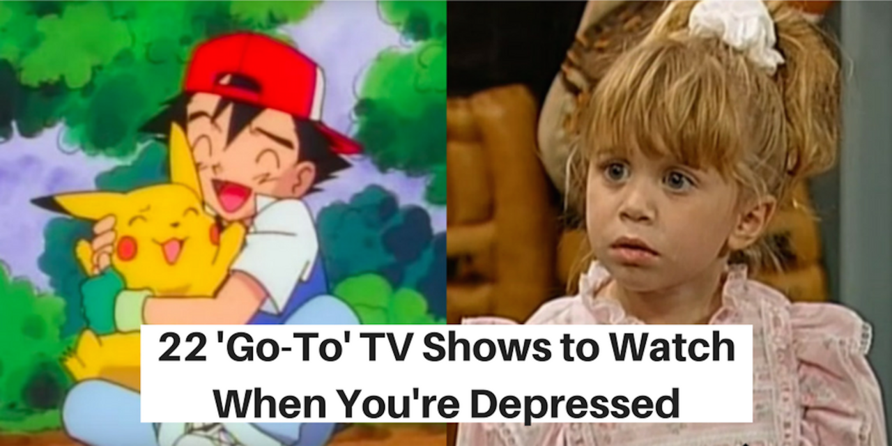 Best TV Shows to Watch When You're Depressed   The Mighty