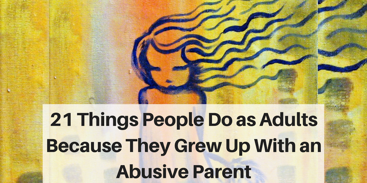 Things People Do as Adults Because They Grew Up With an