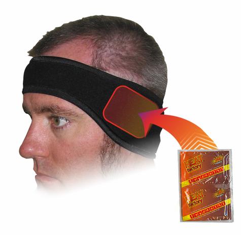 heat factory heated headband