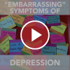 """Embarrassing"" Symptoms of Depression We Don't Talk About"