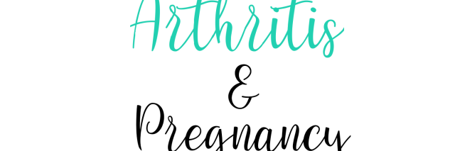 arthritis and pregnancy