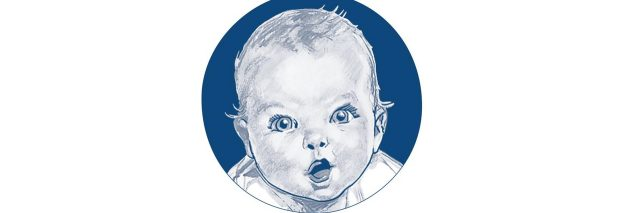 Gerber baby logo
