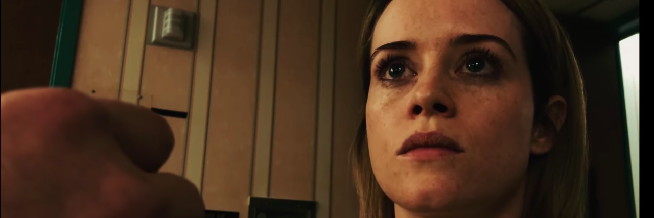 screenshot from Unsane trailer