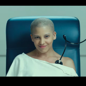 cancer patient in daddy yankee video