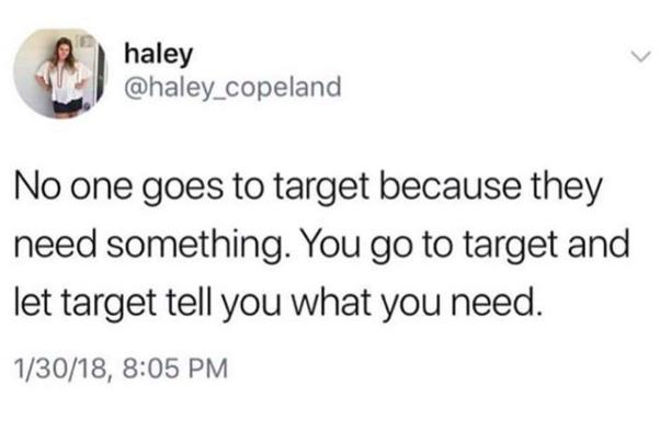 target meme
