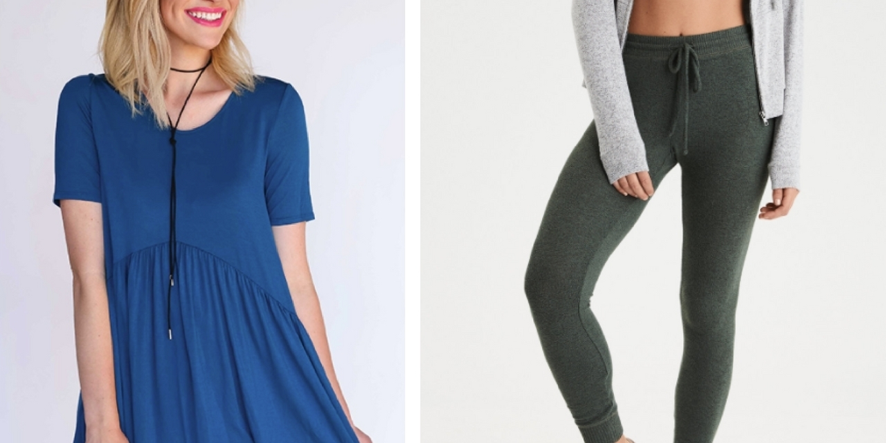 17 Cute, Comfy Loungewear Items You Won't Want to Take Off UntilSpring photo