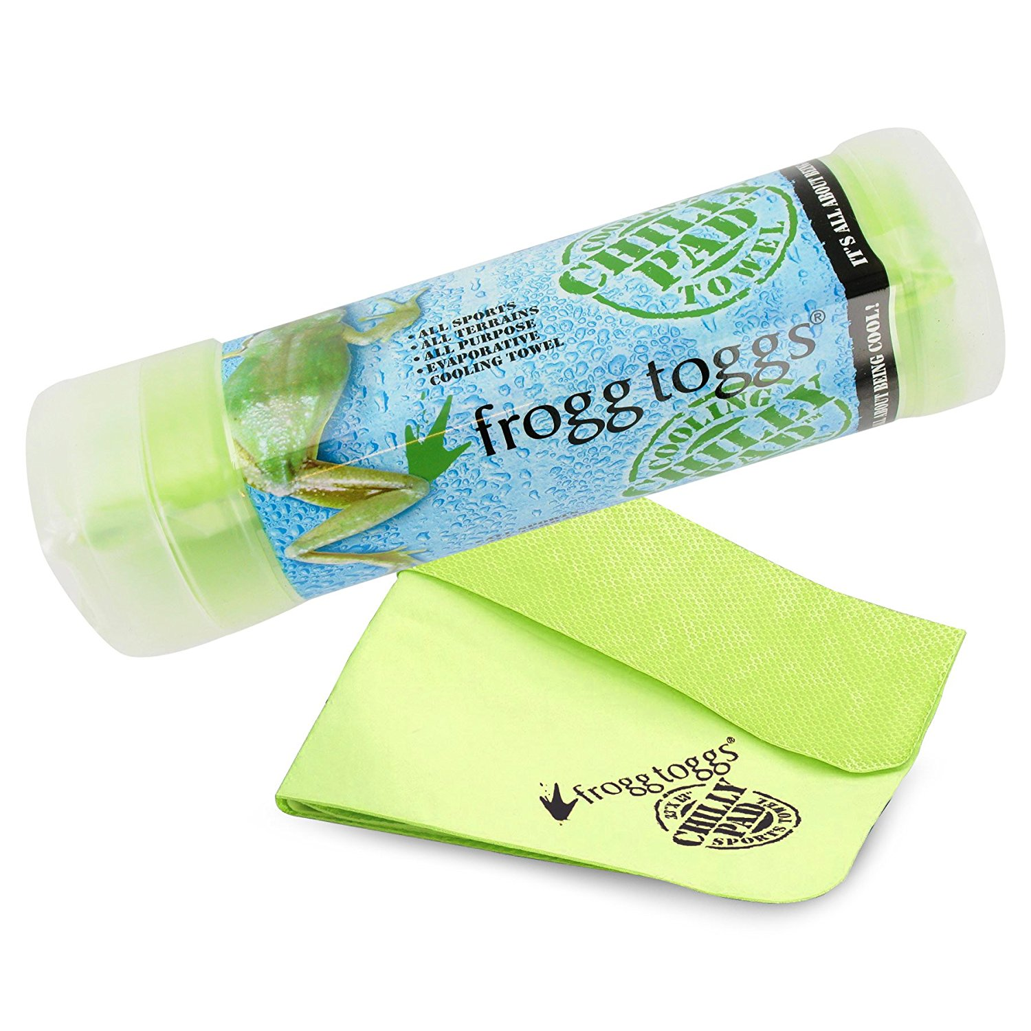 frogg toggs cooling towel