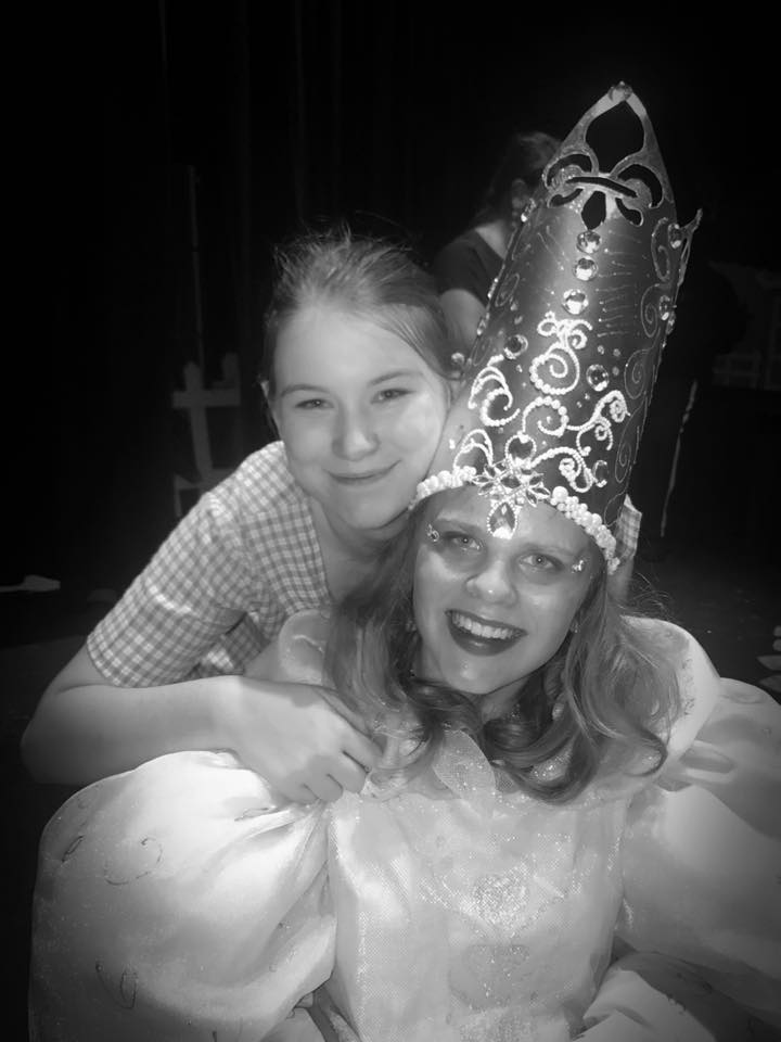 """Glinda from """"The Wizard of Oz."""""""