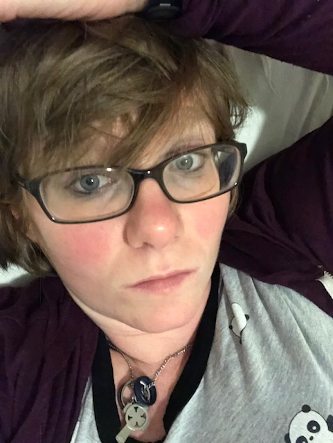 woman sad after learning her cancer is back