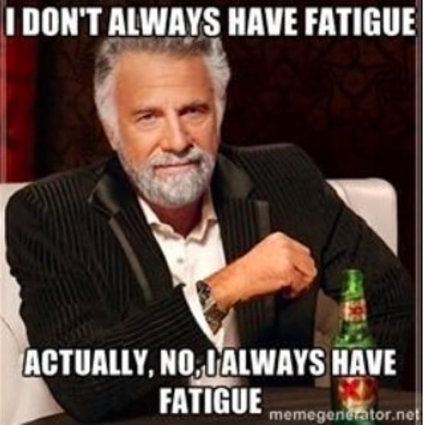 how to explain chronic fatigue syndrome to friends