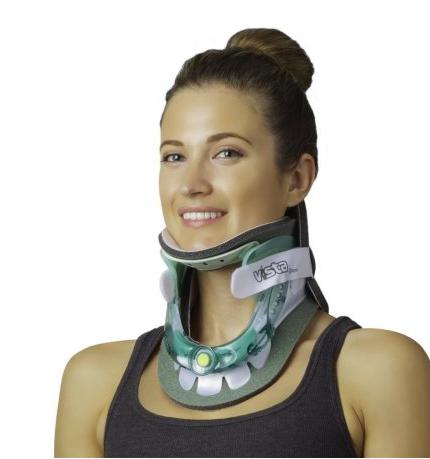 cervical support brace collar