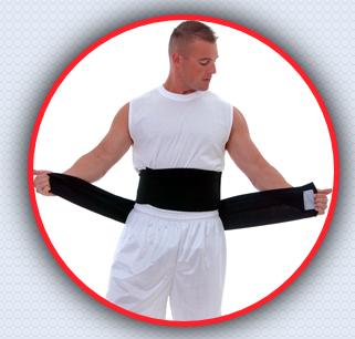 back compression wrap