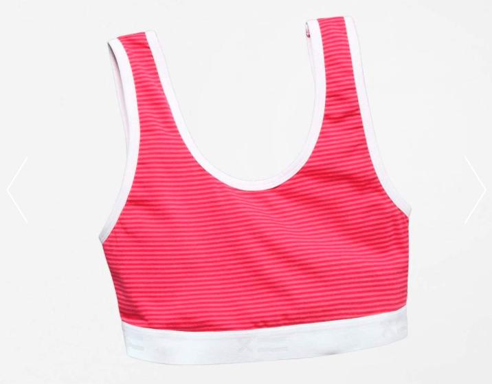 pink tomboyx bra