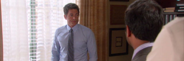 chris traeger saying, 'they found nothing'