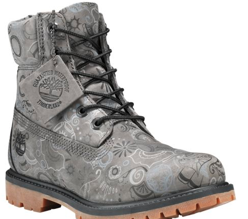 timberland gray boots
