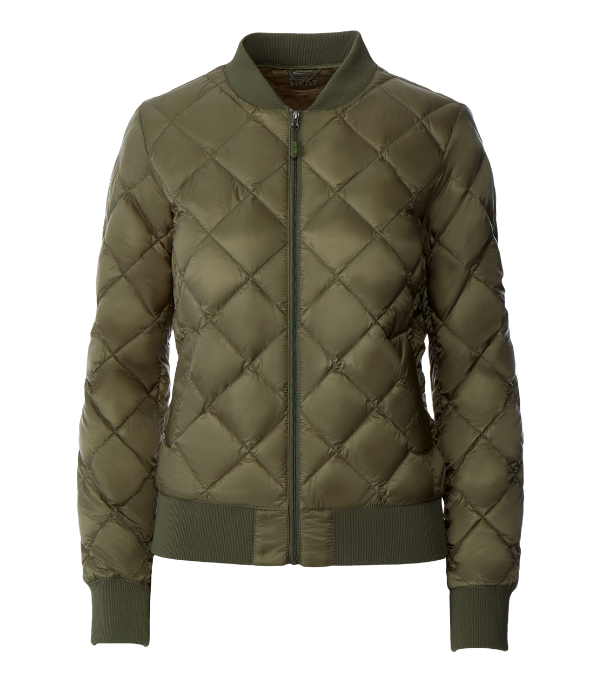 olive green bomber jacket from 32 degrees