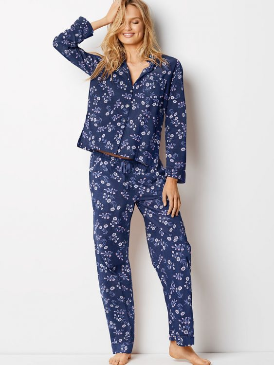 victoria's secret lightweight pajama set