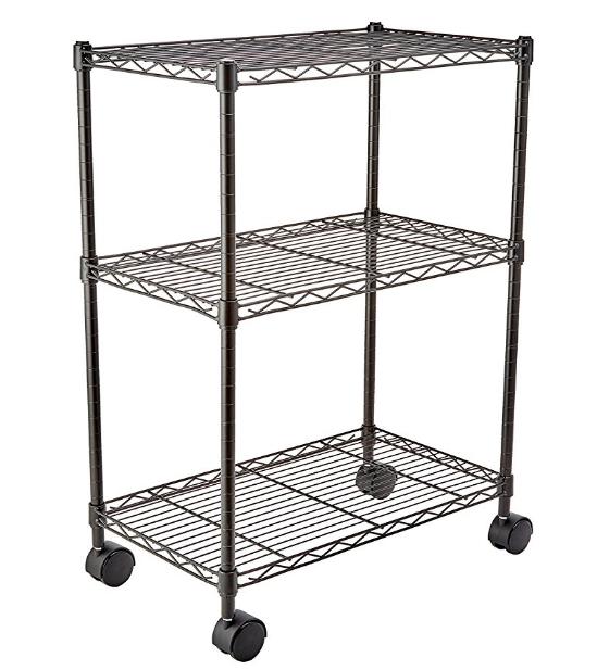 storage unit on wheels