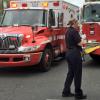Washington DC Fire and EMS crew