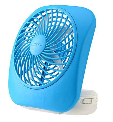 o2 5-inch portable fan