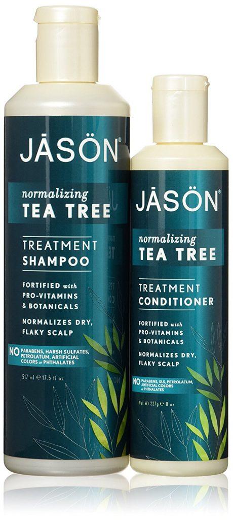 jason tea tree shampoo and conditioner