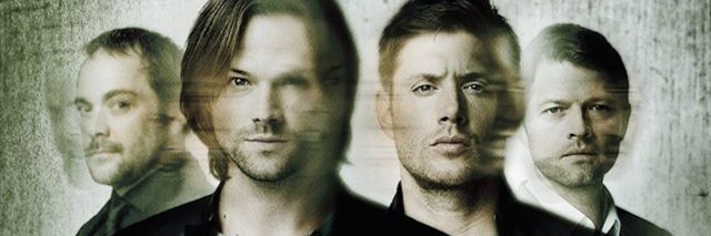 """the cast of the TV show """"Supernatural"""""""