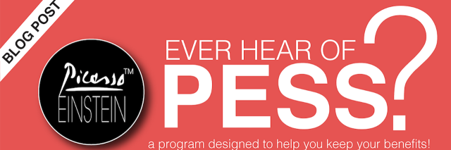 PESS Property Essential to Self-Support with a disability.