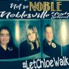 social media image to let Chloe Walk