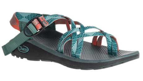 turquoise strap sandal