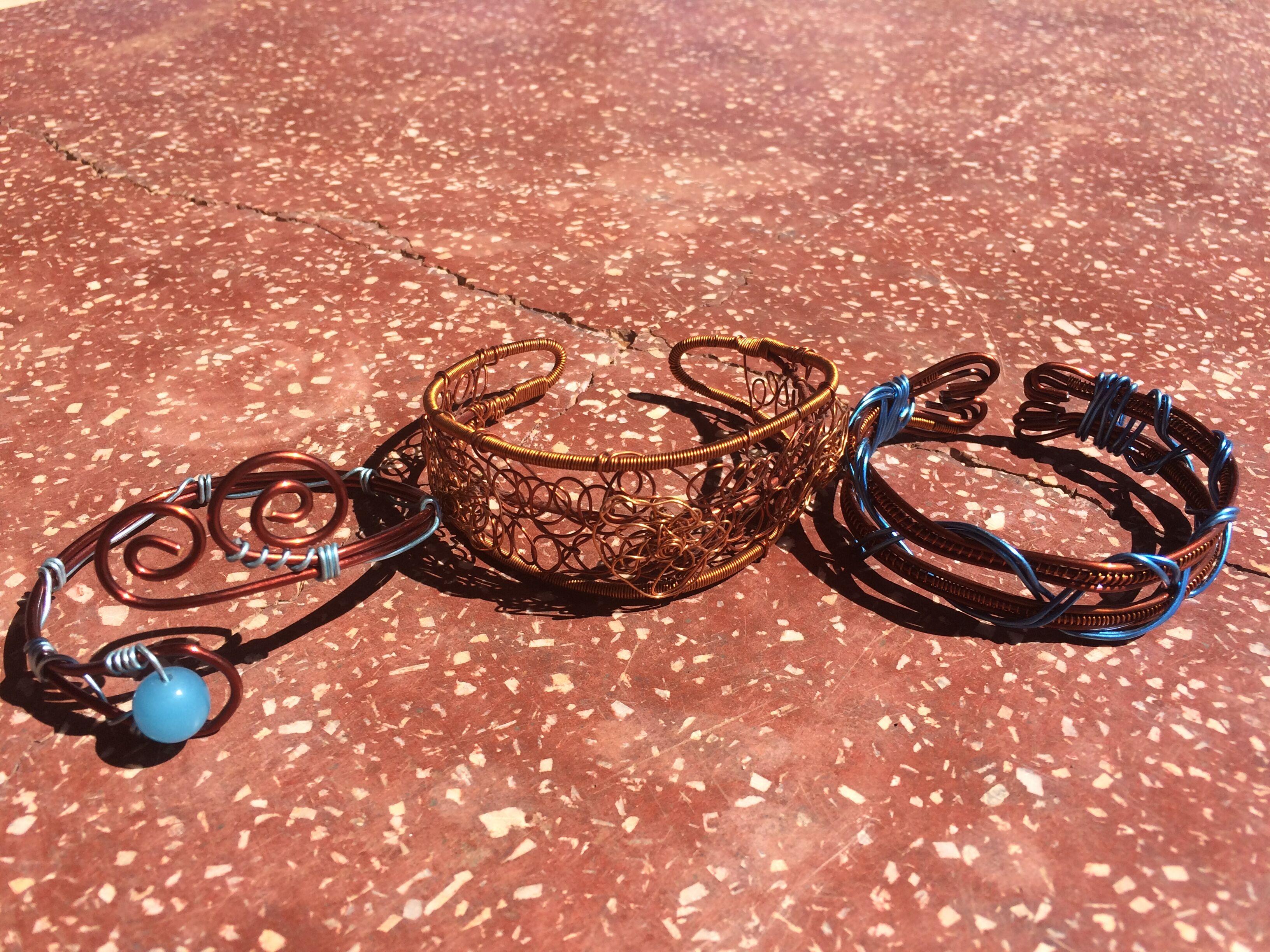 Bel's jewelry.