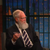 david letterman on late night with seth meyers