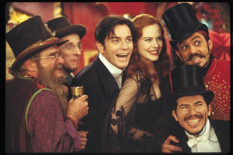 cast of moulin rouge