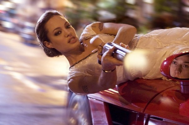 wanted movie with angelina jolie