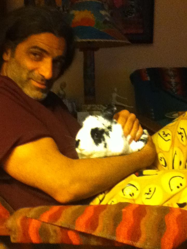 steve and bunny