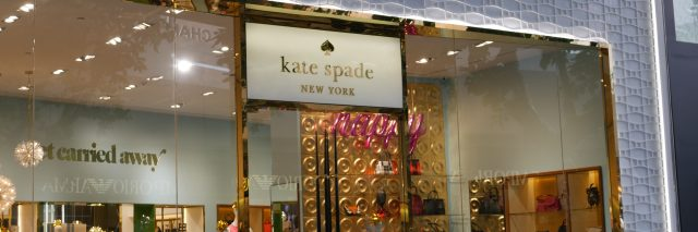 Image of a Kate Spade store