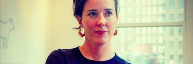 Kate Spade in a NYC office