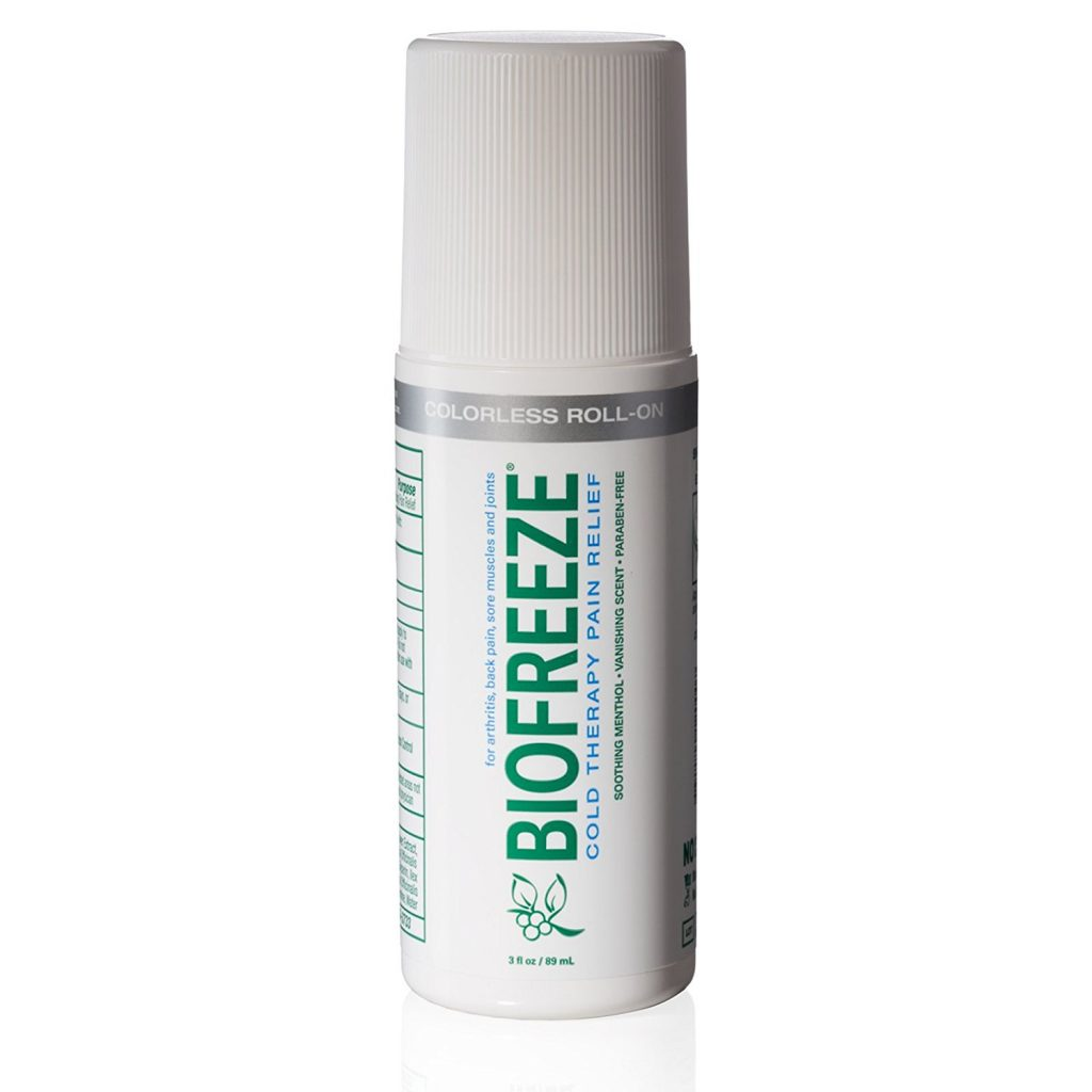 biofreeze roll on
